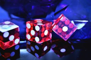 Sunmaker Casino red cube